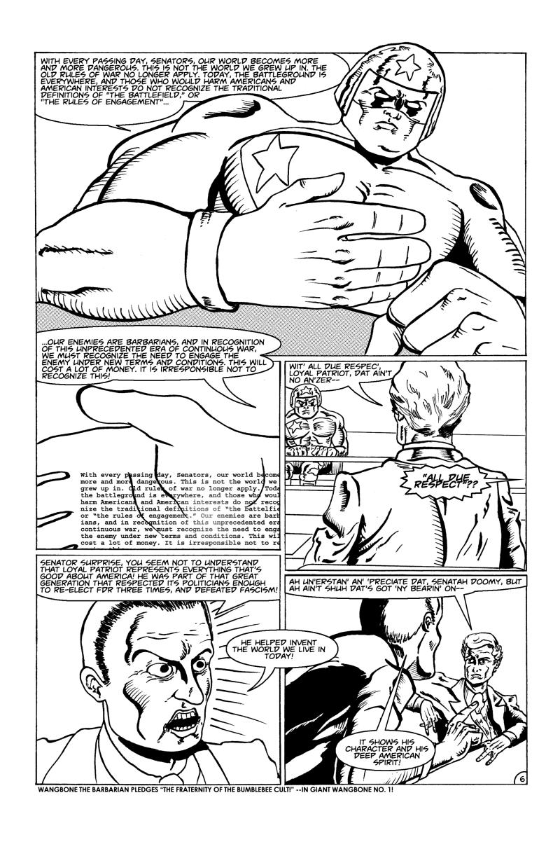 Senator Surprise issue 2 page 6